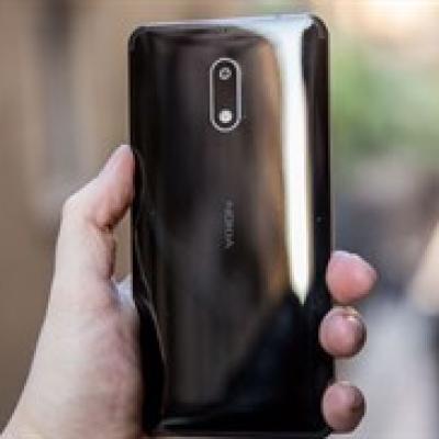 Nokia 6 là chiếc smartphone mở khóa bán chạy nhất tại Amazon Hoa Kỳ