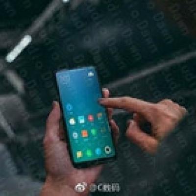Xiaomi Mi Mix 2 lộ ảnh thực tế
